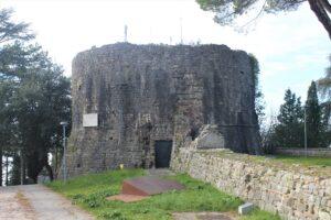 Mastio della Roccaforte di Todi