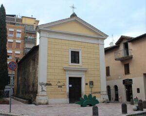 Paleolab (ex Chiesa di San Tommaso)