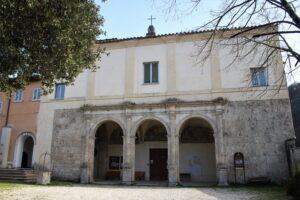 Chiesa dei Santi Cosma e Damiano - facciata