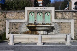 Fontana di Piazza della Resistenza