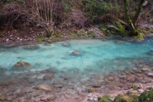 Laghetto di San Benedetto - il fiume 1