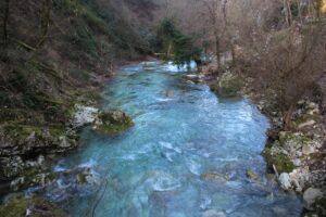 Laghetto di San Benedetto - il fiume 2