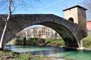 Ponte di San Francesco - panoramica 2