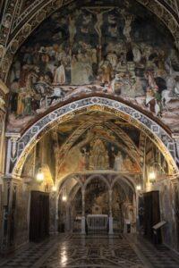 Santuario del Sacro Speco - interno 1