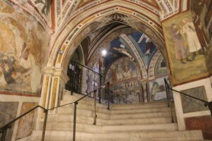 Santuario del Sacro Speco - interno 4