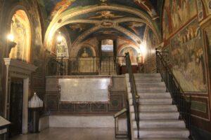 Santuario del Sacro Speco - interno 6