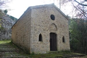 Via dei Monasteri - 1° Tratto - Edificio Religioso