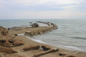 Altro Scorcio del mare di Anzio