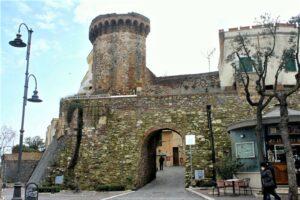 Borgo Medievale - l'ingresso più caratteristico