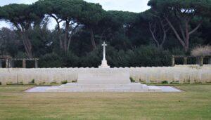 Cimitero Monumentale di Guerra Britannico - 1