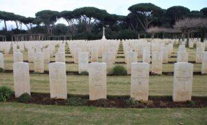 Cimitero Monumentale di Guerra Britannico - 2