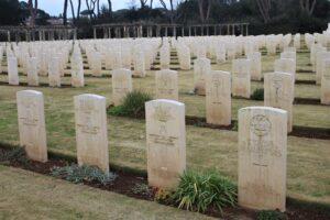 Cimitero Monumentale di Guerra Britannico - 3