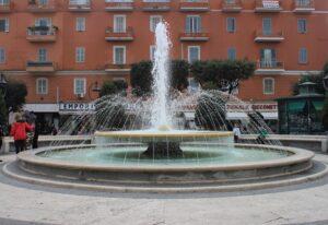 Fontana di Piazza Pia