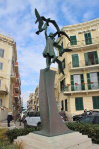 Monumento ad Angelita di Anzio