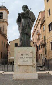 Statua di Paolo Segneri